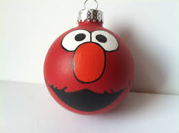 elmo ornament possible ornament for this year