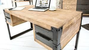 bureau metal verre bureau metal et bois civilware co