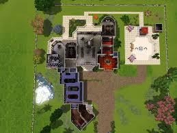 mod the sims 15 summerhill court luxurious mediterranean mansion