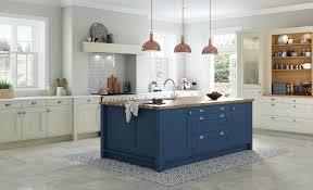 blue kitchen wakefield kitchen mussel parisian blue pat payne