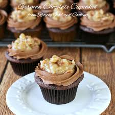 german chocolate cupcakes recipes food and cooking