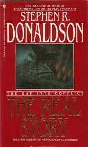 the gap into conflict the real story by stephen r donaldson