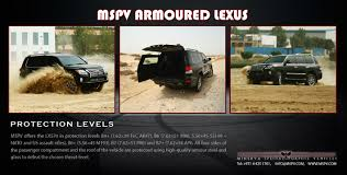 lexus over the years togo armoured lexus lx570 suv