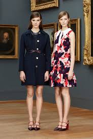 preppy clothing elegance and boyish preppy clothes in erdem pre fall 2018