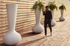 modern plant pots modern plant pots barazzi