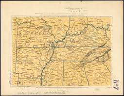 Map Of The South Map Of The South Western Part Of The United States Norman B