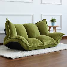 floor furniture reclining japanese futon sofa bed modern folding