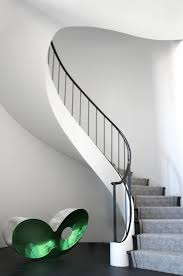 Height Of Handrails On Stairs by Modern Pacific Heights Townhouse Butler Armsden Architects San