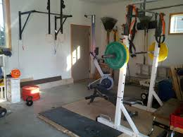 Gym Flooring For Garage by Building A Home Gym And Costs To Do So Average Married Dad