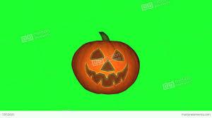 halloween animation pictures halloween pumpkin winking animation green screen stock animation