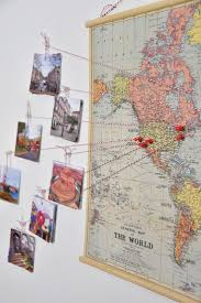 Personalised World Map Pinboard by 8 Best Maps Images On Pinterest Cork Boards Corkboard Map And