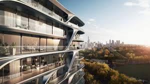 inside mayfair residential tower zaha hadid architects u0027 latest