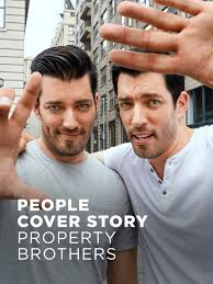 Property Brothers Cast Watch U0027people Cover Story Property Brothers U0027 On Amazon Prime