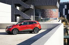new renault kadjar the motoring world spain the new renault kadjar built in spain