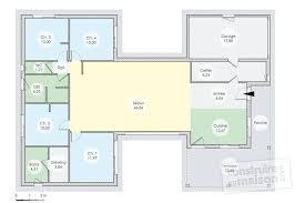 plan maison 80m2 3 chambres ordinaire plan maison 80m2 3 chambres 3 sur plans de maison sur