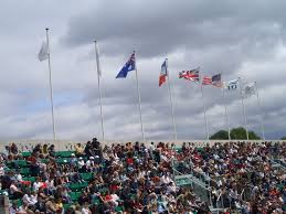 French And American Flags Thanks To Sloane Stephens The Us Flag Will Still Fly At French Open