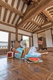 namsangol hanok village opens u201cnap experience u201d for summer special