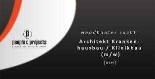 stellenmarkt architektur headhunter sucht architekt krankenhausbau klinikbau m w in