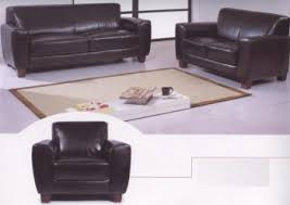 modern leather sofas sets designer living room furniture bonded