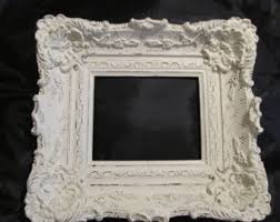 large white frame etsy