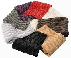 Faux Fur Blankets And Throws Luxury Soft Faux Fur Throw Sofa Bed Blanket 8 Colours Singl Msexta