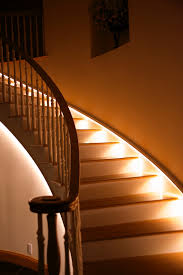 led staircase lighting flexfire leds