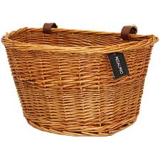 bikes retro wicker bike baskets nantucket bike basket amazon