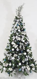 which tree cost 1 000 to decorate and which just 10
