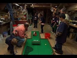 How To Make A Putting Green In Backyard How To Build A Miniature Golf Course This Old House Youtube