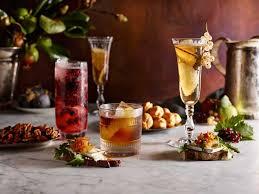 festive cocktails for thanksgiving williams sonoma taste