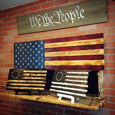 wooden flag wall wooden american flag wooden flag us flag wood american
