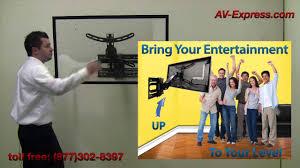 samsung 32 inch smart tv wall mount smart tv wall mount bracket w interactive arm youtube
