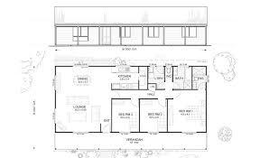 Design Kit Home Online Argyle 3 Met Kit Homes 3 Bedroom Steel Frame Kit Home Floor