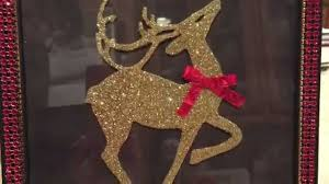 25 days of christmas crafts day 6 dollar tree christmas frames