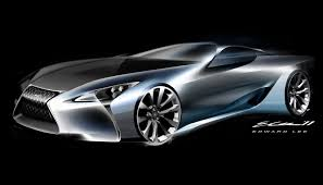 lexus lf lc coupe price lexus lc500 vs lexus lf lc concept styling faceoff photos 1