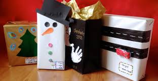 creative gift wrap ideas for kids craft project ideas and crafts art