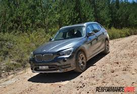 bmw rally off road 2015 bmw x1 sdrive20i review video performancedrive