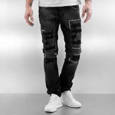 prodám levné 2y kalhoty černá 2y stitch jeans 19lj 6180 pánské