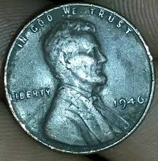 new find 1946 penny no mintmark coin community forum