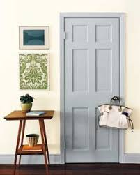 list of beautiful paint colors for painting interior doors bhg