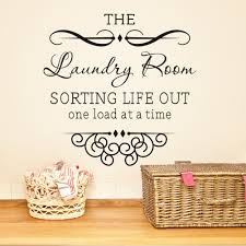 Remove Wall Stickers Wall Stickers Laundry