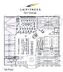 La Fitness Floor Plan | la fitness now offering memberships in port orange