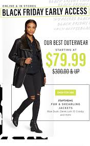 best jacket deals black friday saks fifth avenue off 5th black friday early access outerwear
