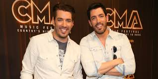 Drew And Jonathan Property Brothers U0027 Wedding Rumors Drew Scott Celebrates