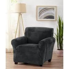 grey chair slipcovers grey chair covers slipcovers for less overstock com