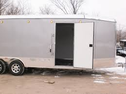 enclosed trailer exterior lights r and p carriages enclosed trailer electrical options