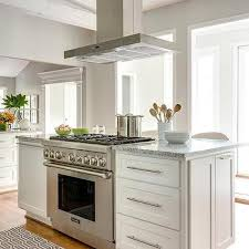 stove in island kitchens kitchen island stove design ideas