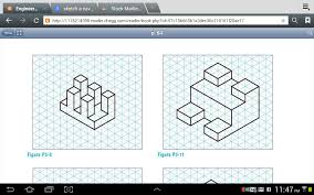 given the isometric view of the cut block objects chegg com