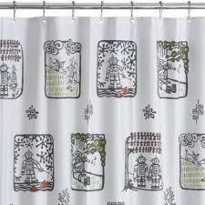 Geek Curtains Geek Shower Curtain Shower Curtain Rod