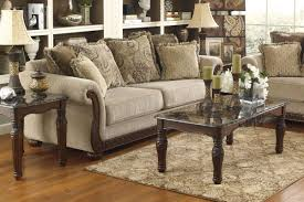 north shore sofa and loveseat northshore cocktail table u0026 2 end tables